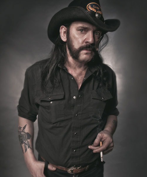IAN «LEMMY» KILMISTER 1945 -2015.                                 BORN TO LOSE, LIVED TO WIN.