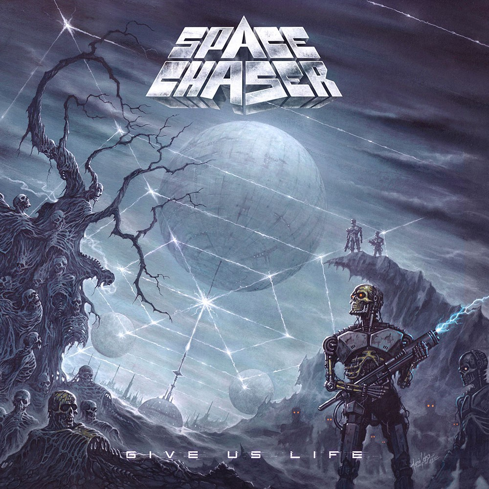 Space Chaser - Give us Life (English)