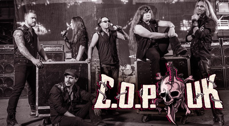"""c.o.p. uk """" no place for heaven"""""""