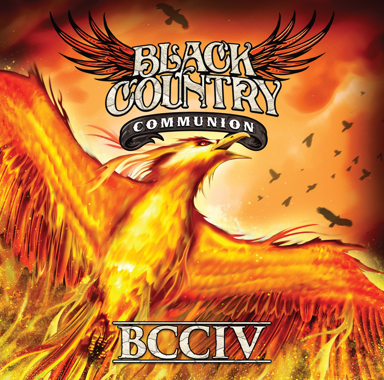 "BLACK COUNTRY COMMUNION News/ Vidéo "" Over my head"""